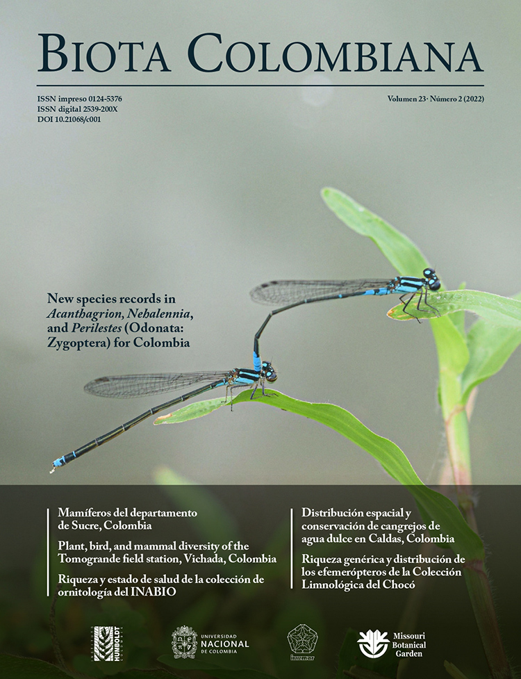 Revista Biota Colombiana