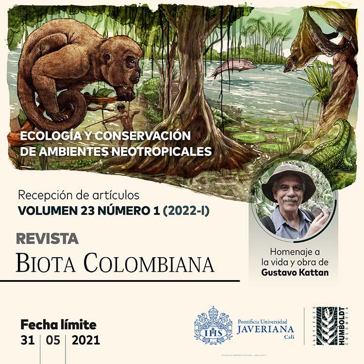 Convocatoria Ecología y conservación de ambientes neotropicales